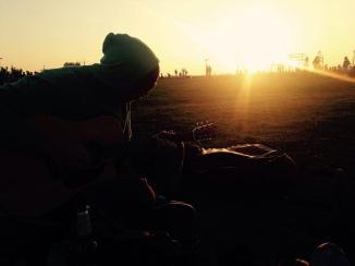 Songwriting Tempelhofer Feld